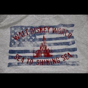NWT Walt Disney Word Sea To Shining Sea T-Shirt